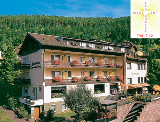 Photo of Christliches Nichtraucher-Hotel Garni Sonnenbring Bad Wildbad
