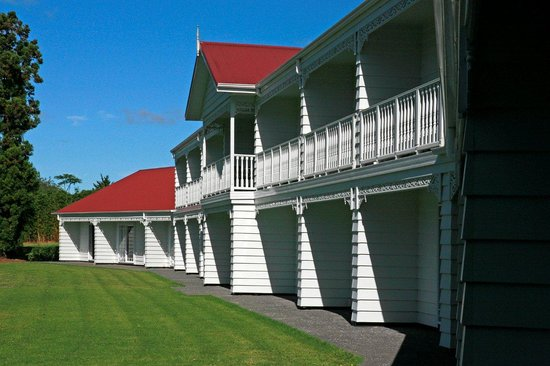 Kerikeri Park Motel: Complex