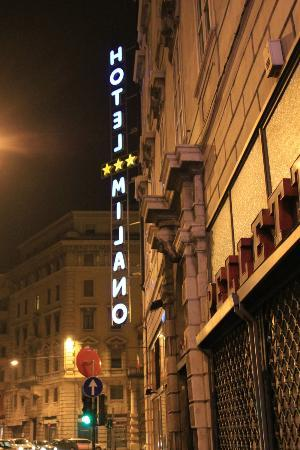 Hotel Milano in Triest