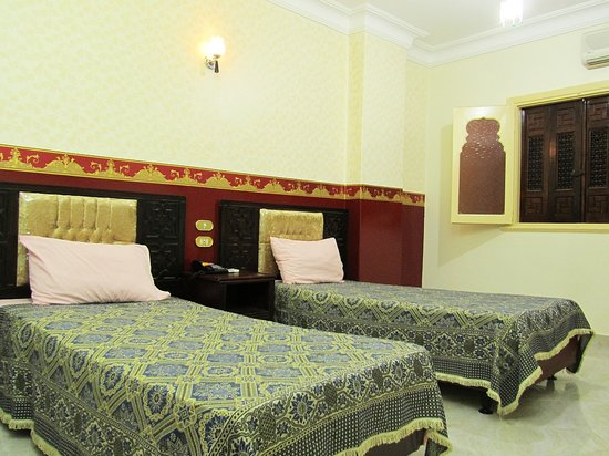 Arabian Nights: twin room