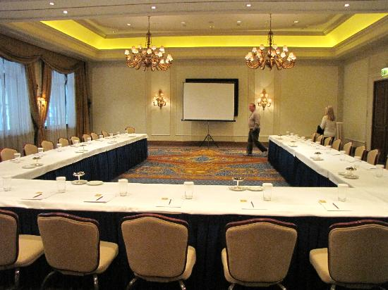 A Conference room - Picture of Hotel Grande Bretagne, A Luxury ...