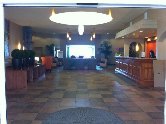 Hilton Garden Inn Pismo Beach: Lobby