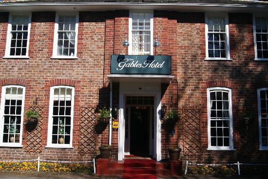 The Gables Hotel: Gables hotel Gretna Green