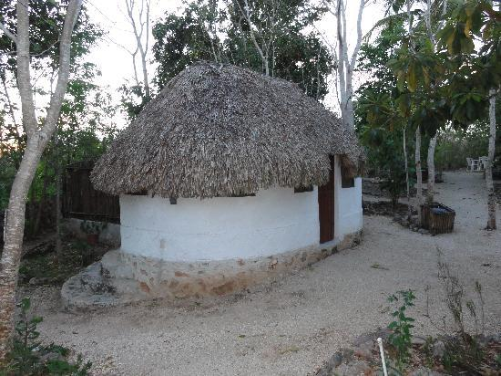 Yucatan Mayan Retreat: The Mayan House