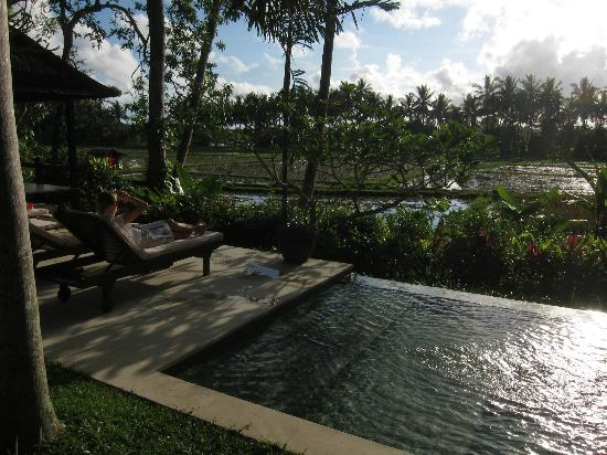 Villa Pantulan: peaceful ricefields