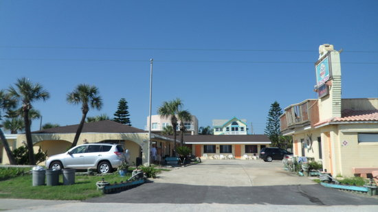 Photo of Lazy Hours Motel on the Beach Flagler Beach