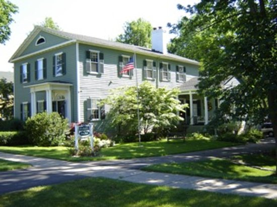 Bed & Breakfast at Oliver Phelps: Our Historic Inn