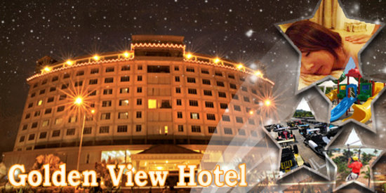 Golden View Hotel Batam: Golden View Hotel
