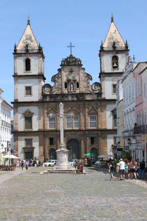 Sao Francisco Church and Covent