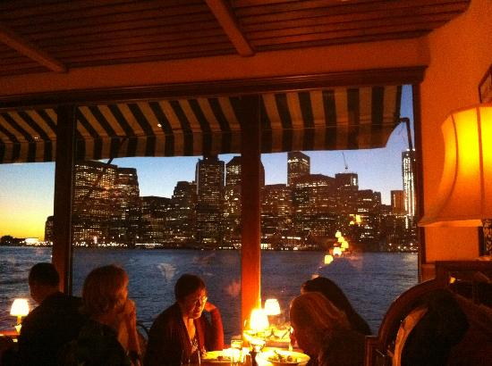 restaurant review reviews river cafe brooklyn york