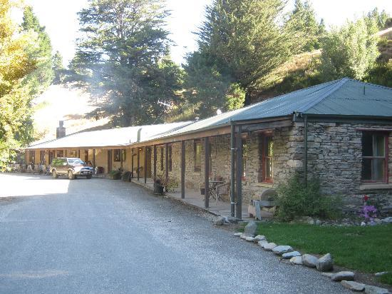 Danseys Pass Coach Inn