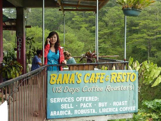 Bana S Cafe Sagada Menu