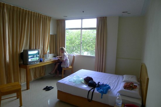 Sibu, Malaysia: &#39;Single&#39; bedroom