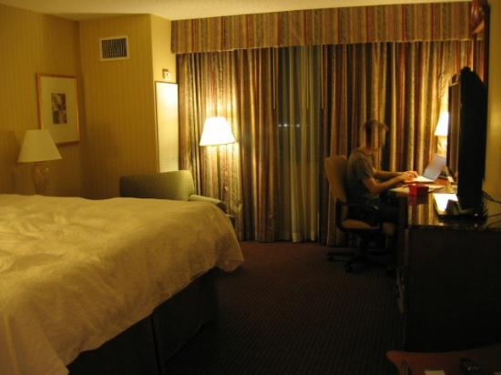 Holiday Inn Express At JFK: Double room