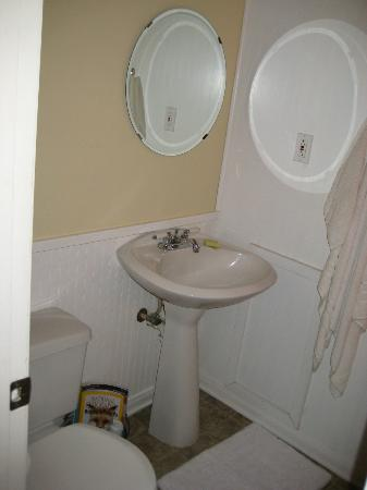 Firefly Inn Bed & Breakfast: bathroom sink