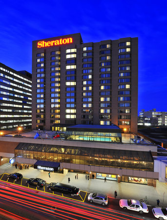 Sheraton Hamilton Hotel