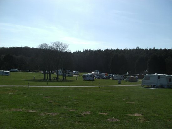 West Runton Camping and Caravanning Site