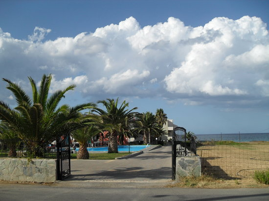 Ermioni Beach Hotel