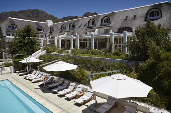 Le Franschhoek Hotel