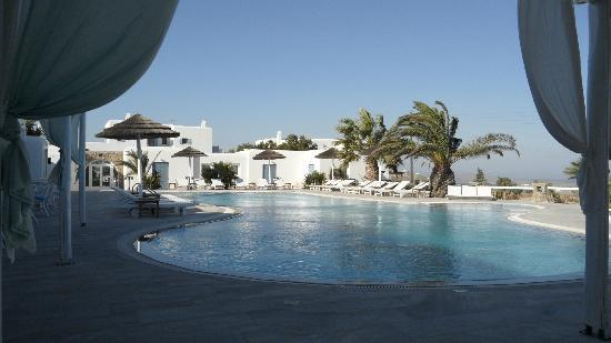Giannoulaki Village Hotel: piscine
