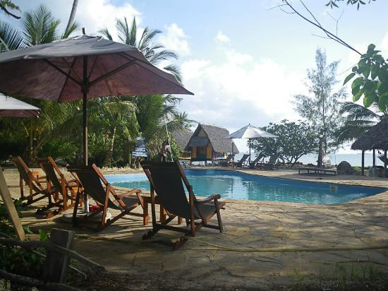 Mikadi Beach Lodge: Hotel pool
