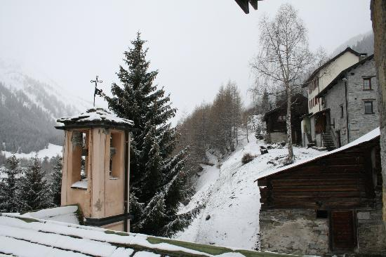 Chalet Stella Alpina - Hotel and Wellness SPA: Pasqua 2012- ore 10,30
