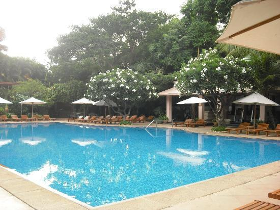 Swimming Pool Picture Of The Leela Palace Bangalore Bengaluru Bangalore Tripadvisor