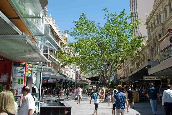 Queen Street Mall - Visit Brisbane