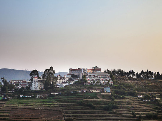 Ooty - Fern Hill, A Sterling Holidays Resort: Panoramic view