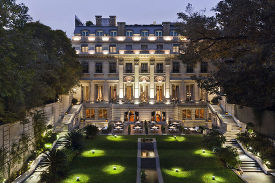 Palacio Duhau - Park Hyatt Buenos Aires / Garden