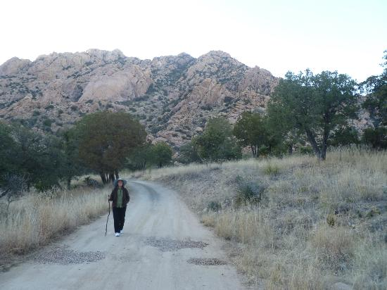 Cochise Stronghold, A Nature Retreat: Dragoons
