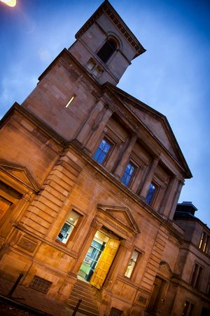 The Pipers' Tryst Hotel : The National Piping Centre