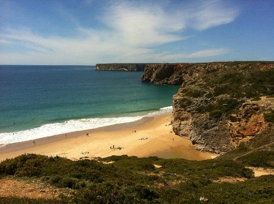 Aparthotel Sagres Time: playa cercana