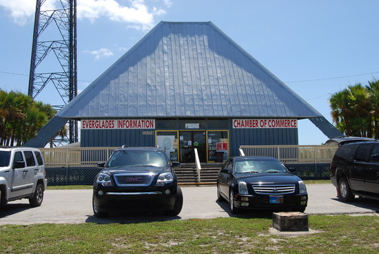 Everglades Area Chamber Of Commerce Welcome Center