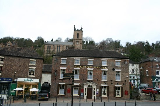 Photo of The Tontine Hotel Ironbridge