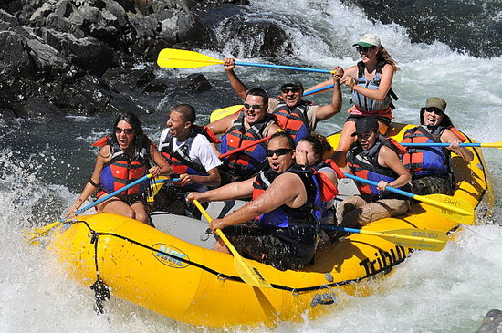 Tributary Whitewater Tours - South Fork American River Rafting