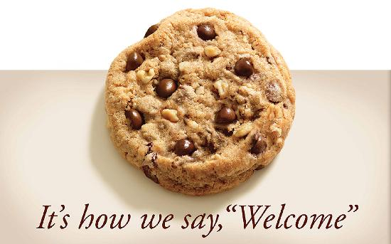 Our Cookie - Picture of Doubletree by Hilton Dallas / Richardson ...
