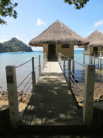 Apulit Island Resort: Our Cabana