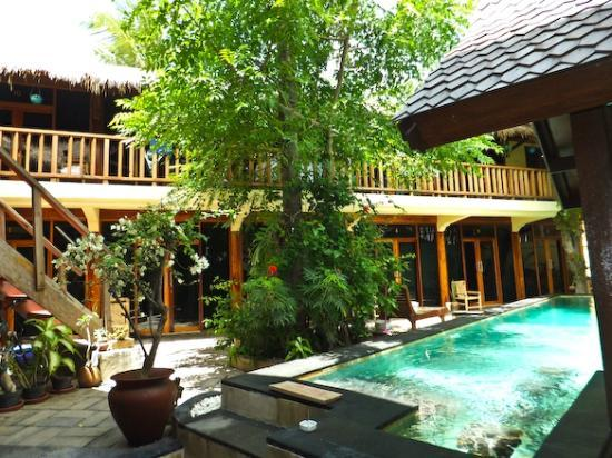 Gili Hotel: Rooms