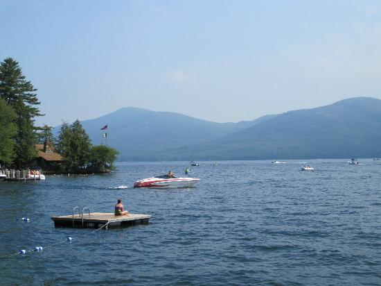 Capri Village on Lake George: Beautiful Lake George