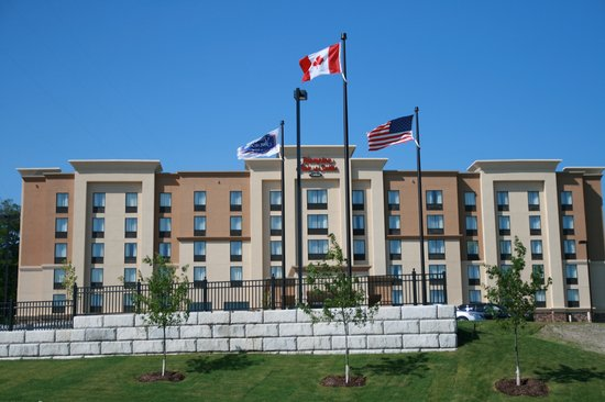 Hampton Inn & Suites by Hilton Barrie: Welcome to Hampton Inn & Suites by Hilton