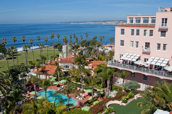 La Valencia Hotel La Jolla Reviews