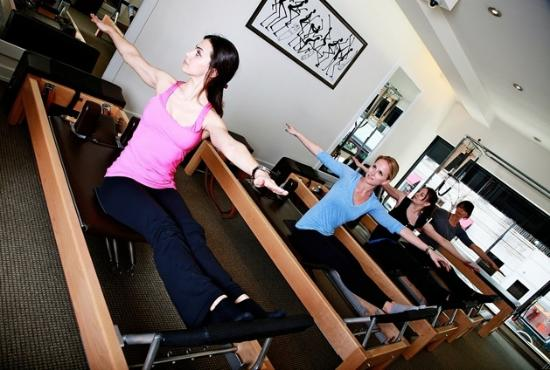 uptown pilates on madison picture of uptown pilates. Black Bedroom Furniture Sets. Home Design Ideas