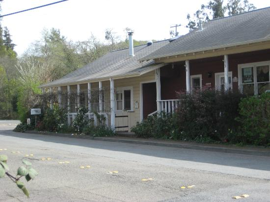 Melitta Station Inn: Exterior view