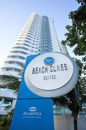 Photo of Beach Class Suites Recife