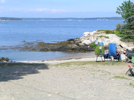 Photo of Gray's Homestead Oceanfront Campground Boothbay Harbor