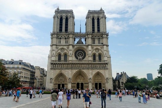 Towers of Notre-Dame Cathedral (Paris, France): Hours ...