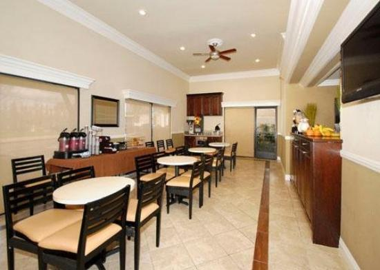 Quality Inn Near Long Beach Airport: Restaurant