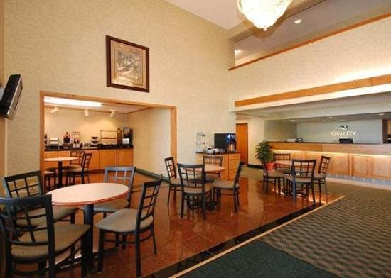 Quality Inn Reedsburg: Restaurant