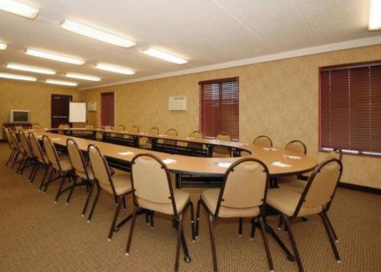 Rodeway Inn Norfolk: Meeting Room